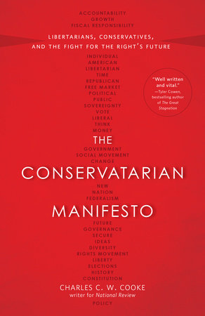 The Conservatarian Manifesto book cover