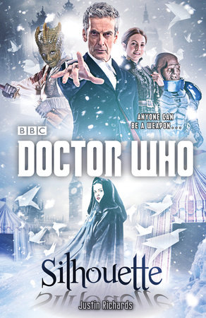 Doctor Who: Silhouette book cover