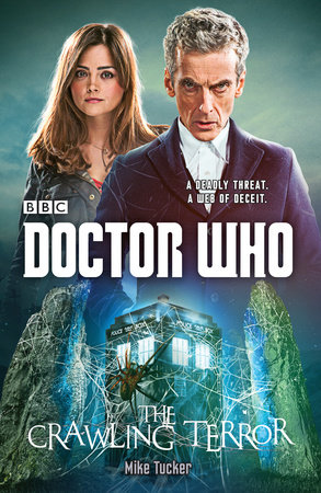 Doctor Who: The Crawling Terror book cover