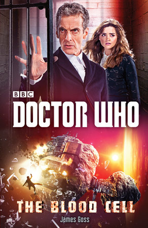 Doctor Who: The Blood Cell book cover