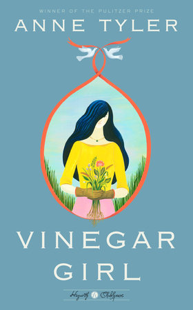 Vinegar Girl book cover