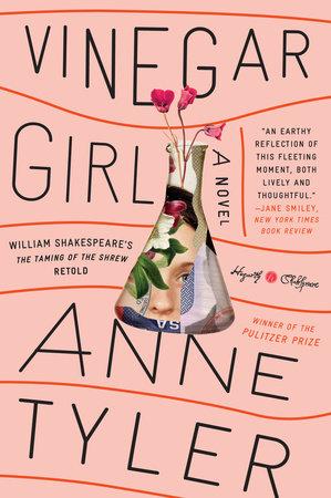 Vinegar Girl book cover