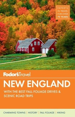 Fodor's New England by Fodor's