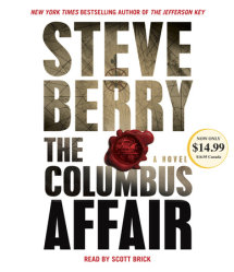 The Columbus Affair Cover