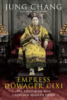 Empress Dowager Cixi Cover