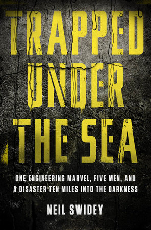 Trapped Under the Sea by