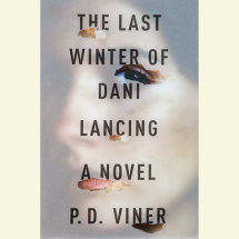 The Last Winter of Dani Lancing Cover
