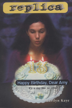 Happy Birthday, Dear Amy (Replica #16) by