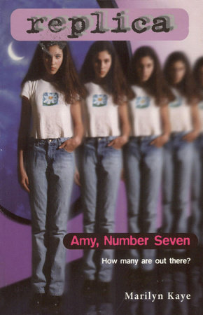 Amy Number Seven by Marilyn Kaye