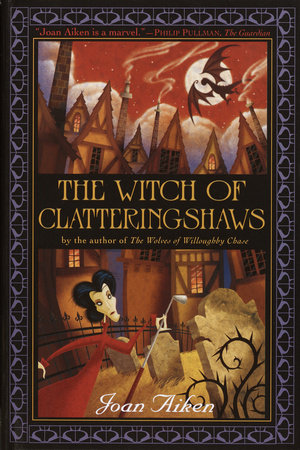 The Witch of Clatteringshaws by