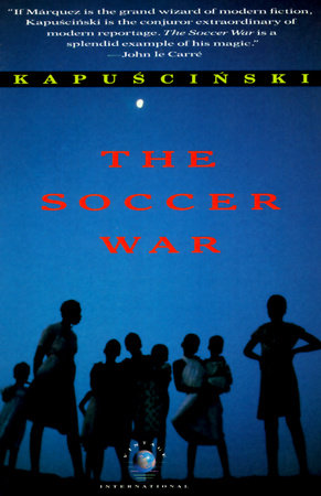 The Soccer War by