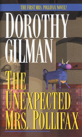 Unexpected Mrs. Pollifax by Dorothy Gilman
