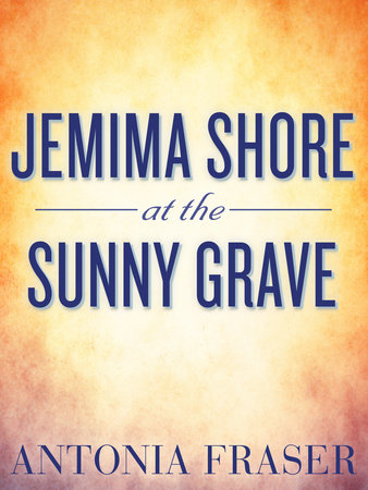 Jemima Shore at the Sunny Grave by