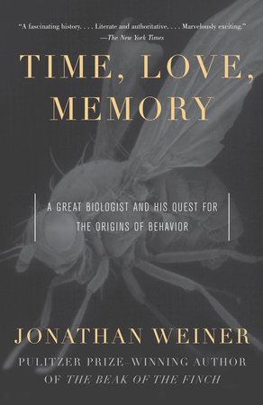 Time, Love, Memory by Jonathan Weiner