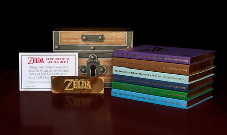 The Legend of Zelda Boxed Set by