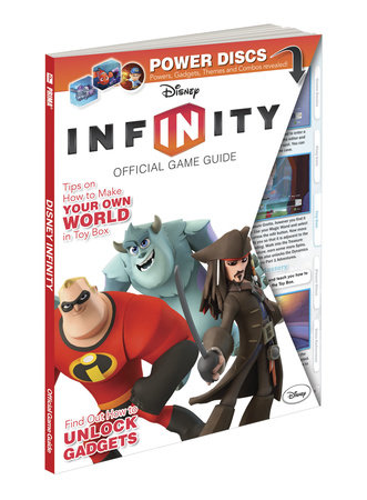 Disney Infinity by Howard Grossman and Michael Knight
