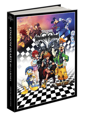 Kingdom Hearts HD 1.5 Remix eGuide by