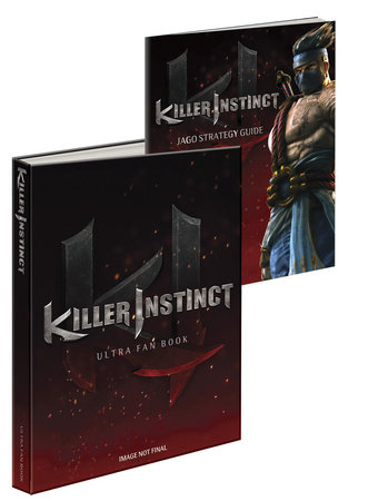 Killer Instinct by Reepal Parbhoo and Bill Menoutis