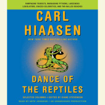 Dance of the Reptiles Cover