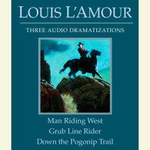 Man Riding West/Grub Line Rider/Down the Pogonip Trail Cover