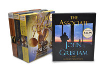 John Grisham CD Audiobook Bundle #2 Cover