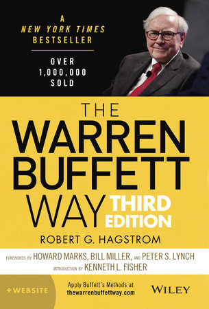 The Warren Buffett Way by Robert Hagstrom