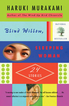 Blind Willow, Sleeping Woman by