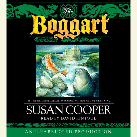 The Boggart by Susan Cooper