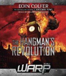 WARP Book 2: The Hangman's Revolution Cover
