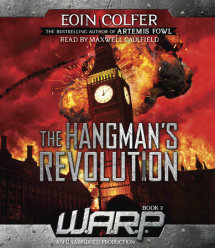 WARP Book 2: The Hangman's Revolution Cover