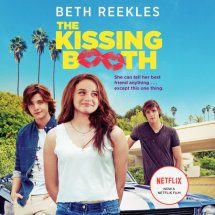 The Kissing Booth Cover