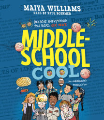 Middle-School Cool Cover