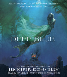 Waterfire Saga, Book One: Deep Blue Cover