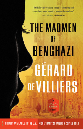 Cover art for The Madmen of Benghazi