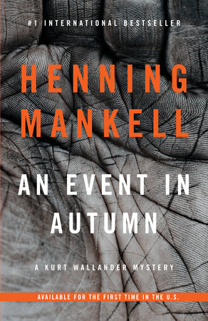 Cover art for An Event in Autumn
