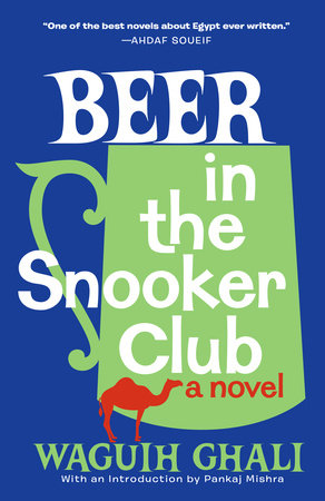 Beer in the Snooker Club by