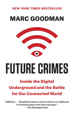 Future Crimes book cover