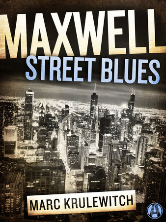 Maxwell Street Blues book cover