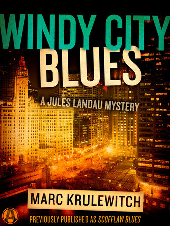 Windy City Blues book cover