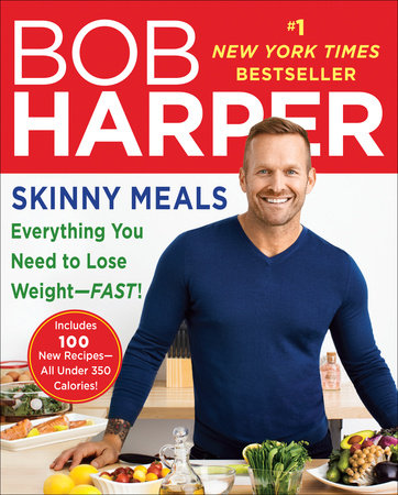 Skinny Meals by Bob Harper