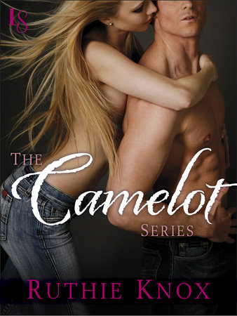 The Camelot Series 4-Book Bundle by Ruthie Knox