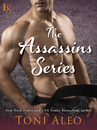 The Assassins Series 5-Book Bundle by Toni Aleo