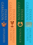 The Outlander Series 4-Book Bundle