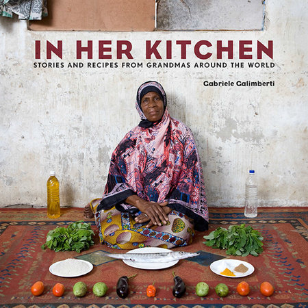 In Her Kitchen by