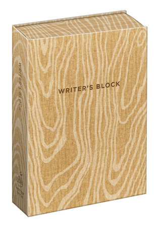 Writer's Block Journal by