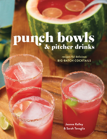 Punch Bowls and Pitcher Drinks by
