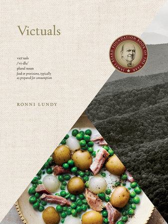 Victuals book cover