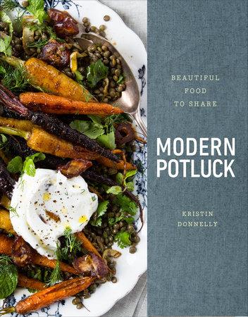 Modern Potluck book cover