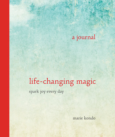 Life-Changing Magic: A Journal book cover