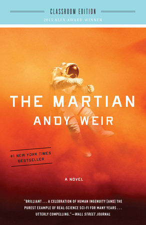 The Martian: Classroom Edition book cover